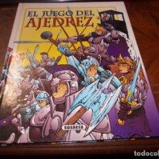 Coleccionismo deportivo: EL APASIONANTE JUEGO DEL AJEDREZ. SUSAETA EDICIONES 1.994. Lote 213344390