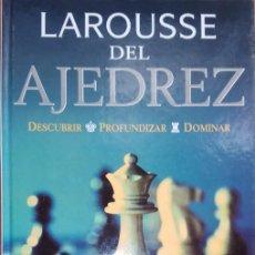 Coleccionismo deportivo: LAROUSSE DEL AJEDREZ, 1999. MUY BUEN ESTADO. Lote 213352171