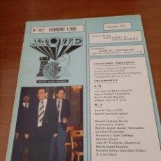 Coleccionismo deportivo: REVISTA JAQUE - Nº 121 - VER FOTOS PARA CONTENIDO - MUY BUEN ESTADO. Lote 213776612