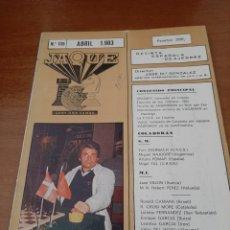 Coleccionismo deportivo: REVISTA JAQUE - Nº 135 - VER FOTOS PARA CONTENIDO - MUY BUEN ESTADO. Lote 213776785