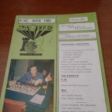 Coleccionismo deportivo: REVISTA JAQUE - Nº 136 - VER FOTOS PARA CONTENIDO - MUY BUEN ESTADO. Lote 213776831