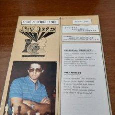 Coleccionismo deportivo: REVISTA JAQUE - Nº 140 - VER FOTOS PARA CONTENIDO - MUY BUEN ESTADO. Lote 213776868