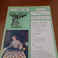 Coleccionismo deportivo: REVISTA JAQUE - Nº 141 - VER FOTOS PARA CONTENIDO - MUY BUEN ESTADO. Lote 213776902