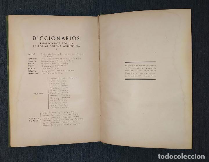 Coleccionismo deportivo: Tartakower: Ideas Modernas en Ajedrez , Sopena 1941 - Foto 3 - 214292393