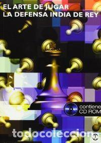 AJEDREZ. CHESS. EL ARTE DE JUGAR LA DEFENSA INDIA DE REY + CD ROM - EDUARD GUFELD DESCATALOGADO!!! (Coleccionismo Deportivo - Libros de Ajedrez)