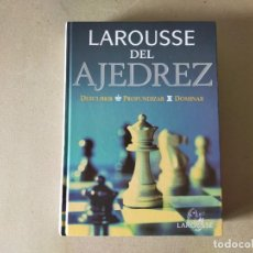 Coleccionismo deportivo: LAROUSSE DEL AJEDREZ. (VARIOS AUTORES) - LAROUSSE EDITORIAL, AÑO 2000. Lote 216007808