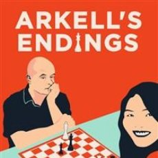 Coleccionismo deportivo: AJEDREZ. CHESS. ARKELL'S ENDINGS - KEITH ARKELL. Lote 216530180