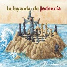 Coleccionismo deportivo: AJEDREZ. CHESS. LA LEYENDA DE JEDRERÍA - MIRIAM MONREAL ALADRÉN. Lote 221881108