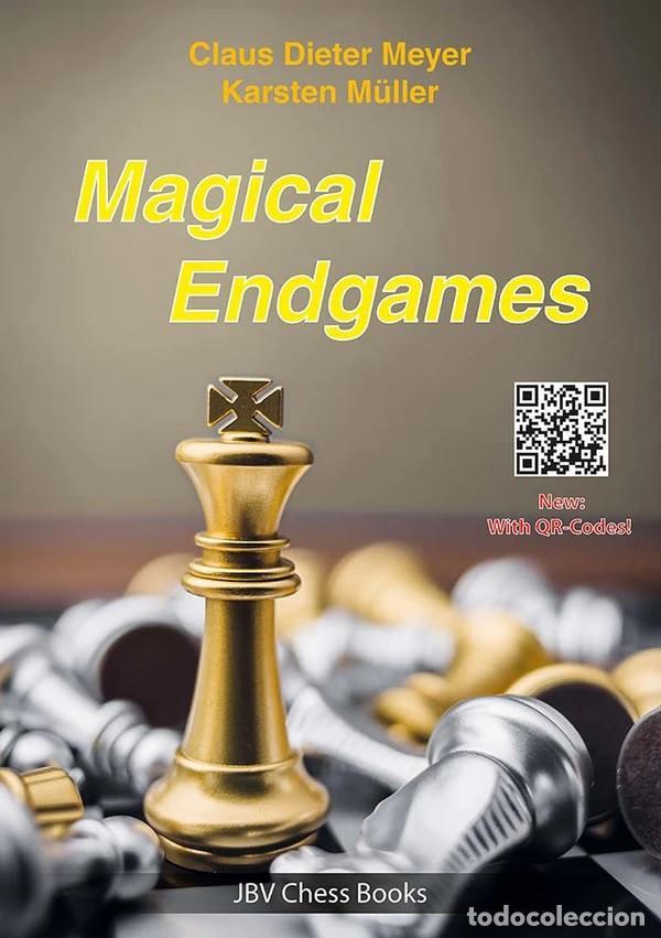 AJEDREZ. CHESS. MAGICAL ENDGAMES - CLAUS DIETER MEYER/KARSTEN MULLER (Coleccionismo Deportivo - Libros de Ajedrez)