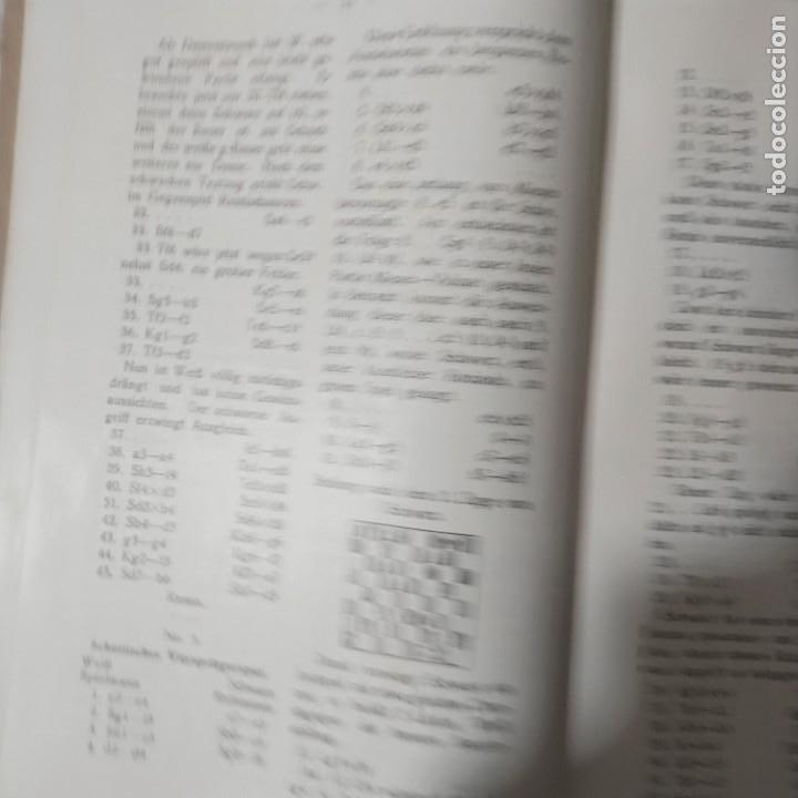 Coleccionismo deportivo: AJEDREZ RARO Internationales Schachturnier in Berlin vom 16. bis 28 November 1926 TORNEO BERLIN 1926 - Foto 5 - 230354690