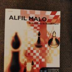 Collectionnisme sportif: ALFIL MALO AJEDREZ. Lote 233645190