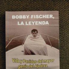 Coleccionismo deportivo: FISCHER LA LEYENDA CHESSY AJEDREZ. Lote 236079165