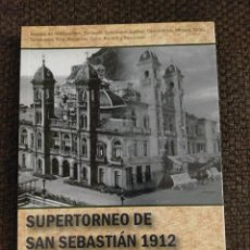 Coleccionismo deportivo: SAN SEBASTIAN 1912 CHESSY AJEDREZ. Lote 236079245