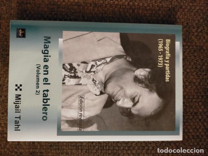 MAGIA EN EL TABLERO 2 CHESSY AJEDREZ (Coleccionismo Deportivo - Libros de Ajedrez)