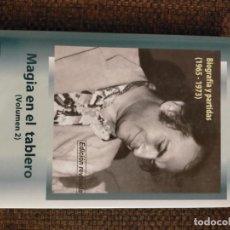 Coleccionismo deportivo: MAGIA EN EL TABLERO 2 CHESSY AJEDREZ. Lote 236079420