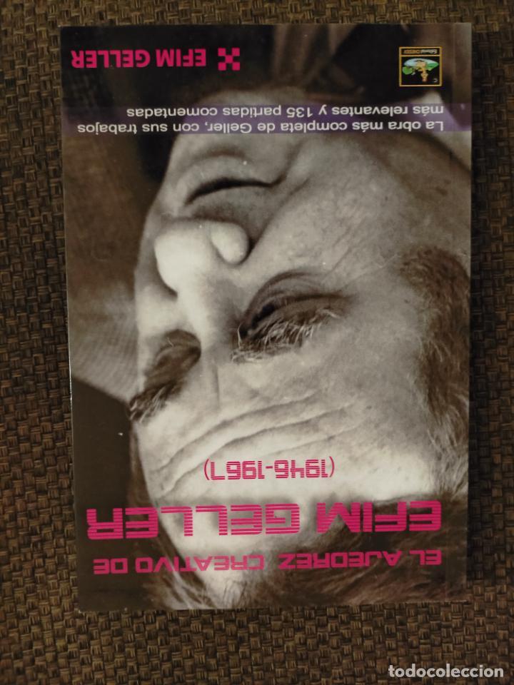 EFIM GELLER I CHESSY AJEDREZ (Coleccionismo Deportivo - Libros de Ajedrez)