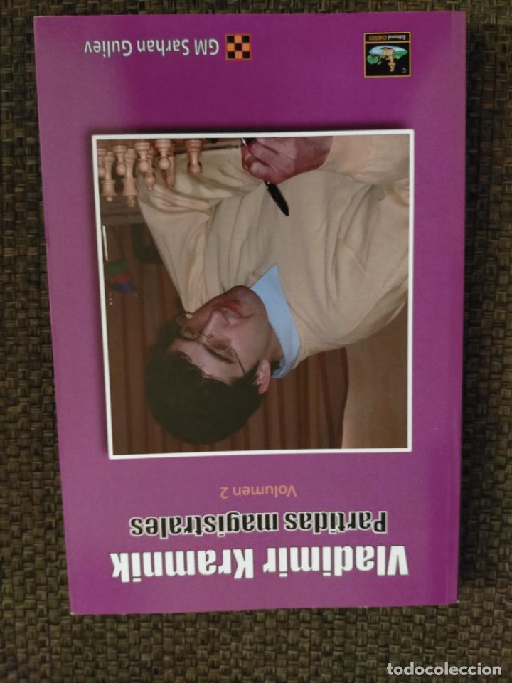 KRAMMIK 2 CHESSY AJEDREZ (Coleccionismo Deportivo - Libros de Ajedrez)