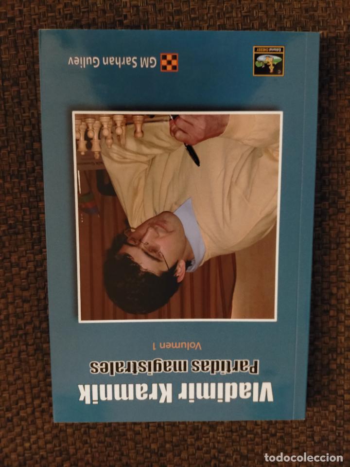 KRAMMIK 1 CHESSY AJEDREZ (Coleccionismo Deportivo - Libros de Ajedrez)