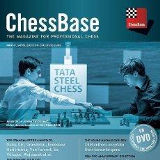 Coleccionismo deportivo: AJEDREZ. CHESS. CHESSBASE MAGAZINE 200 - MARCH/APRIL 2021 (PC-DVD). Lote 245113995