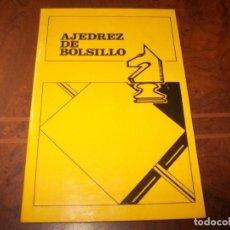 Coleccionismo deportivo: AJEDREZ DE BOLSILLO. Lote 245488570