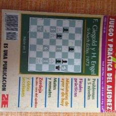 Coleccionismo deportivo: REVISTA AJEDREZ OCHO POR OCHO ESPECIAL JUEGO Y PRÁCTICA DEL AJEDREZ Nº 49. Lote 247544650