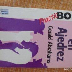 Coleccionismo deportivo: LIBRO AJEDREZ: LA TÉCNICA EN AJEDREZ (REINFELD). Lote 247567590