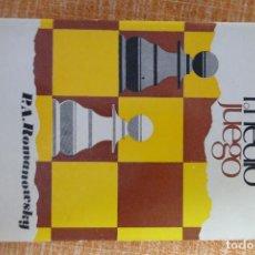 Coleccionismo deportivo: LIBRO AJEDREZ: COMBINACIONES EN EL MEDIO JUEGO (ROMANOWSKY). Lote 247579055