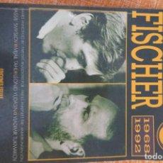 Coleccionismo deportivo: LIBRO AJEDREZ: BOBBY FISCHER (3) 1968-1992. Lote 265403654
