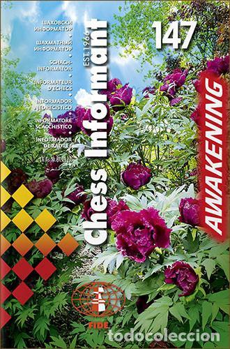 AJEDREZ. CHESS INFORMANT 147 (INFORMATOR) - CHESS INFORMANT (Coleccionismo Deportivo - Libros de Ajedrez)