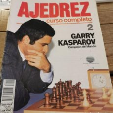 Coleccionismo deportivo: LOTE 48 FASCICULOS CURSO COMPLETO DE AJEDREZ PLANETA AGOSTINI, 1990, VER RELACION DE NUMEROS. Lote 260098590