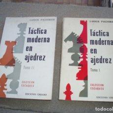 Coleccionismo deportivo: LIBROS DE AJEDREZ. Lote 268961309