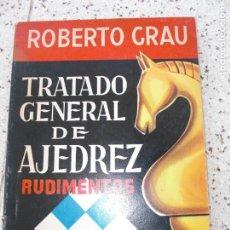 Coleccionismo deportivo: LIBRO DE AJEDREZ. Lote 269091978