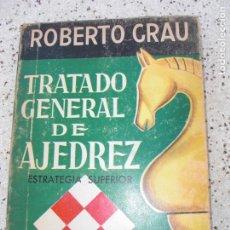 Coleccionismo deportivo: LIBRO DE AJEDREZ. Lote 269093023