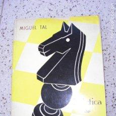 Coleccionismo deportivo: LIBRO DE AJEDREZ. Lote 269094893