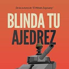 Collectionnisme sportif: CHESS. BLINDA TU AJEDREZ - HERMINIO HERRAIZ/DANIEL MUÑOZ. Lote 286753168