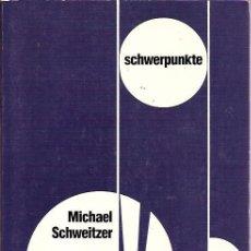 Libros: HEIDELBERG MÚLLER JURISTISCHER VERLAG SCHWERPUNKTE STAATSRECHT III MICHAEL SCHWEITZER 5 NEUBEARBEITE. Lote 15093249