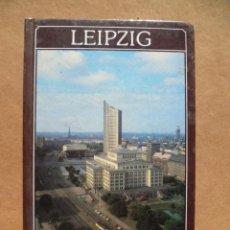 Libros: LEIPZIG - BROCKHAUS SOUVENIR, 1989, (EN ALEMAN-VER FOTOS). Lote 25590970