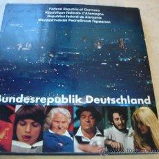Libros: BUNDESREPUBLIK DEUTSCHLAND - ALFRED LAU. Lote 34914345