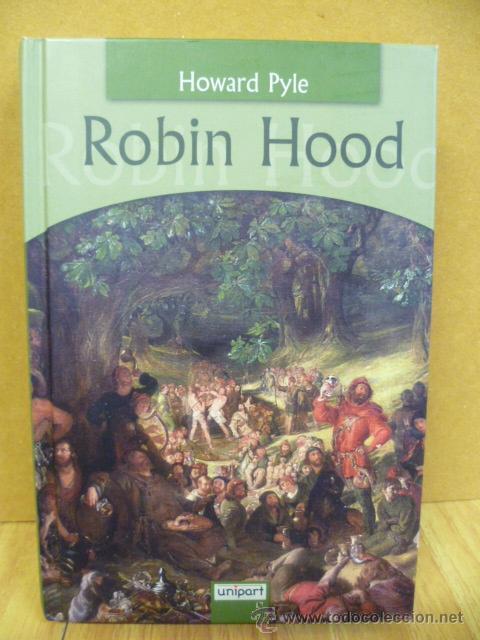 ROBIN HOOD. HOWARD PYLE. UNIPART, 256 PAG. (EN ALEMAN) (Libros Nuevos - Idiomas - Alemán )