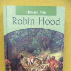 Libros: ROBIN HOOD. HOWARD PYLE. UNIPART, 256 PAG. (EN ALEMAN). Lote 35052638