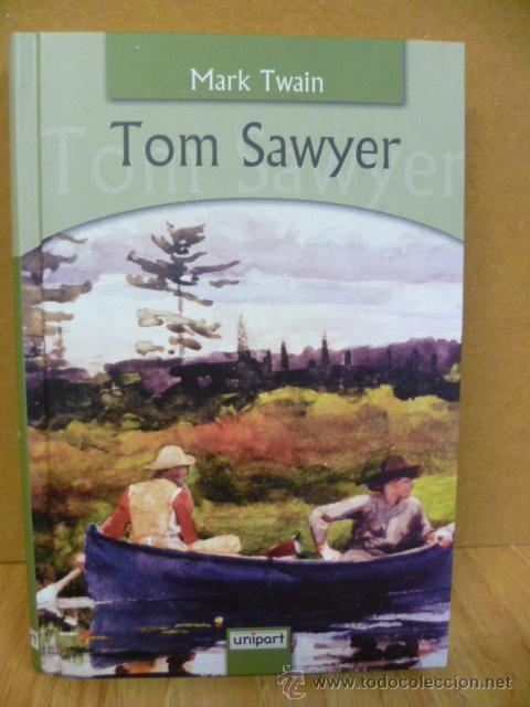 Libros: Tom Sawyer, Mark Twain, unipart, (en aleman) - Foto 1 - 35052658