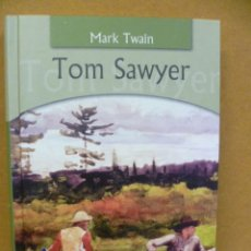 Libros: TOM SAWYER, MARK TWAIN, UNIPART, (EN ALEMAN). Lote 35052658