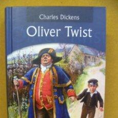 Libros: OLIVER TWIST. CHARLES DICKENS. UNIPART (EN ALEMAN). Lote 111933839