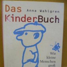 Libros: DAS KINDER BUCH, POR ANNA WALGREN / BELTZ, 2004, 821 PAG. (EN ALEMAN). Lote 35056836