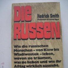 Libros: DIE RUSSEN. Lote 50048429