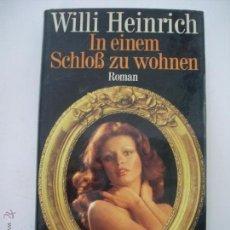 Libros: IN EINEM SCHLOB ZU WOHNEN. Lote 50048698