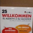 Libros: VAUGHAN / WILLKOMMEN - EL ALEMÁN A SU ALCANCE / VOL. 25 + CD / PRECINTADO.. Lote 94953071