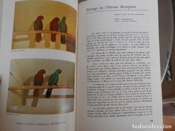 Libros: 5 libros,le monde oiseux,numeros,1,5,7,8 y 12,año 1973,aleman - Foto 2 - 107919387