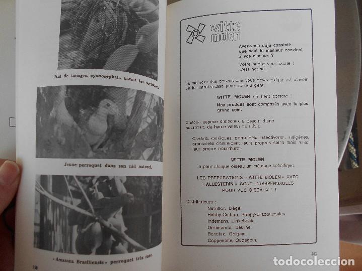 Libros: 5 libros,le monde oiseux,numeros,1,5,7,8 y 12,año 1973,aleman - Foto 3 - 107919387