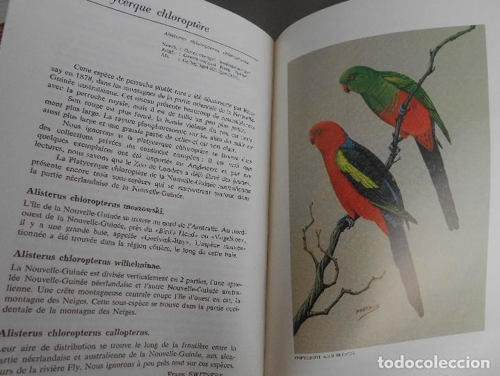 Libros: 5 libros,le monde oiseux,numeros,1,5,7,8 y 12,año 1973,aleman - Foto 4 - 107919387